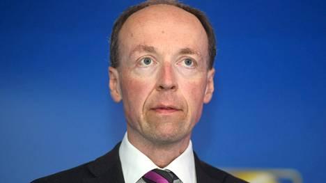 Jussi Halla-aho ilmoitti ettei jatka puolueen puheenjohtajana puoluekokouksen jälkeen.