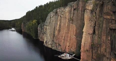 Olhavanvuori is one of Repovesi's most famous viewpoints.