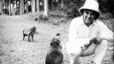 Balin saaren tarjoama rauha ja yksityisyys viehättivät Charlie Chaplinia.
