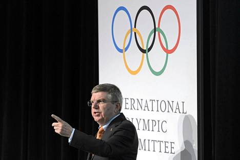 Kansainvälisen olympiakomitean puheenjohtaja Thomas Bach kehui uutta tv-sopimusta maanantaina.