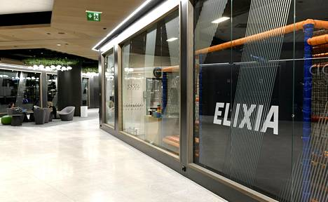 Elixian Tapiolan toimipiste suljettuna 12. maaliskuuta.