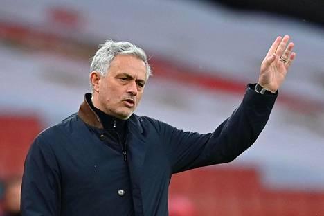 Jose Mourinho on ollut monen eurooppalaisen suurseuran päävalmentajana.