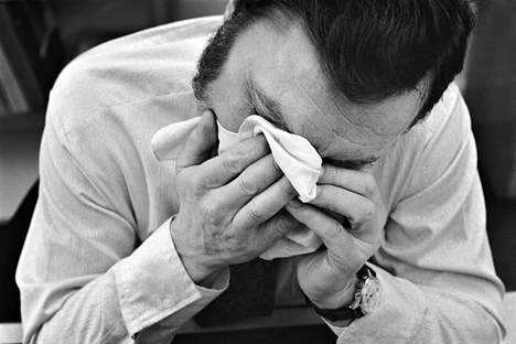 Puolison menettäminen voi aiheuttaa fyysisiä oireita.