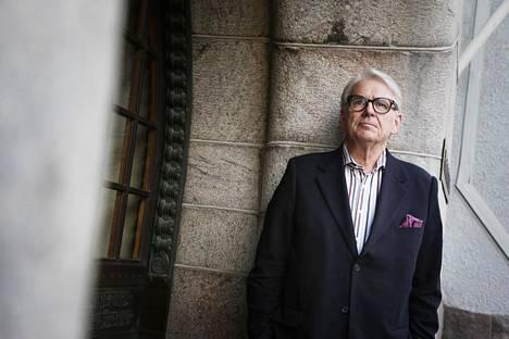 Lasse Lehtinen on johtanut Veikkausliigaa jo viisi vuotta.