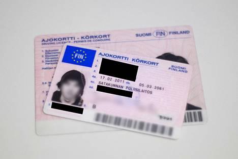 Trafin palvelusta pystyi muun muassa hakemaan tiedot henkilön ajo-oikeuden voimassaolosta.