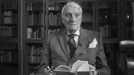 Heikki A. Reenpää (1922-2020)