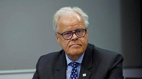 Julkisalan koulutettujen neuvottelujärjestön Jukon ja Opetusalan ammattijärjestön OAJ:n puheenjohtaja Olli Luukkainen
