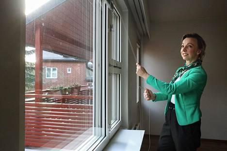 """KVKL:n toimitusjohtaja Maria-Elena Ehrnrooth sanoo, että kohteessa käyminen on vaivansa väärti. """"Suurimmalle osalle kyse on kodista eikä sijoituskohteesta"""", hän sanoo."""