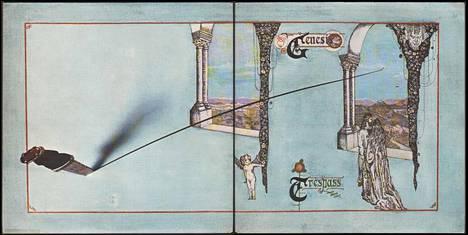 Genesiksen Trespass-levy ilmestyi vuonna 1970.