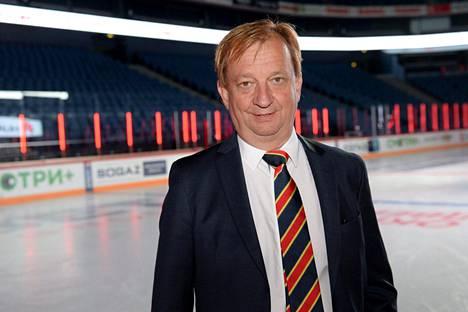 Hjallis Harkimo sanoi Jokerien palaavan SM-liigaan, jos venäläiset vetävät rahansa pois.