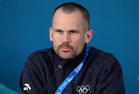Stefan Holm on korkeuden olympiavoittaja vuodelta 2004.