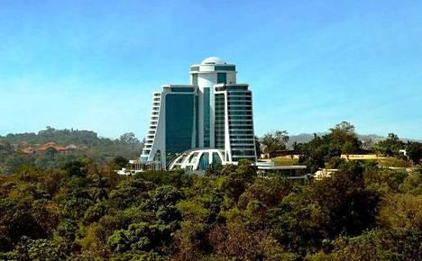 Suomalaismies löydettiin kuolleena huoneestaan Kampalassa sijaitsevassa Pearl of Africa -hotellissa.