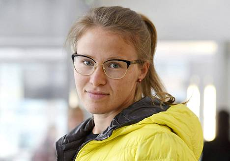 Tiia Kuikka käveli ennätyksensä 3000 metrillä.