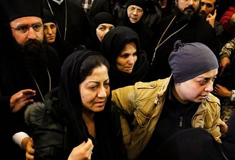 Jabhat al-Nusra -järjestö vapautti 13 sieppaamaansa nunnaa.
