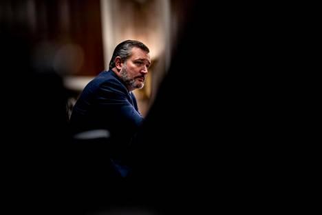 """Texasin Ted Cruz kuuluu republikaanisenaattoreiden """"likaiseen tusinaan""""."""