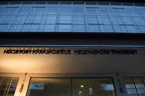 Pommi-iskun suunnittelua on puitu tällä viikolla Helsingin käräjäoikeudessa.