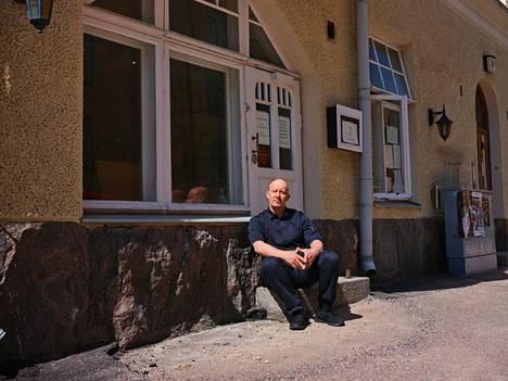 Ravintola Oraa pyörittävä Sasu Laukkonen aikoo jatkaa noutoruokakonseptien kehittämistä myös kesällä.