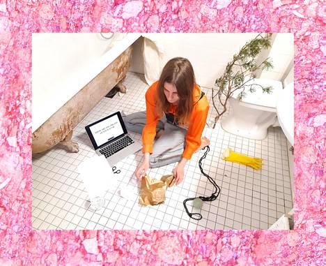 Luontoa kunnioittava kotialttari syntyy näppärästi Ilmastokirkon ohjeilla teoksessa Room of Organs.