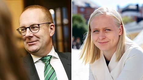 Suomen ammattiliittojen keskusjärjestön SAK:n puheenjohtaja Jarkko Eloranta ei lämmennyt kansanedustaja Elina Lepomäen (kok) kannattamalle yleiselle ansioturvalle.