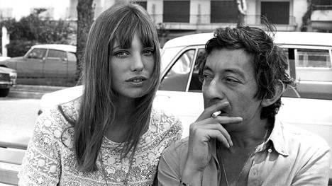 Jane Birkin ja Serge Gainsbourg äänittivät Je t'aime... moi non plus -kappaleen vuonna 1969.