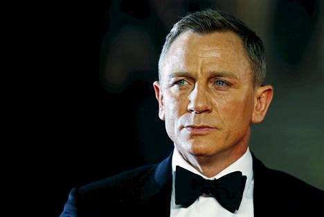 Daniel Craigin roolityötä James Bondina on kiitelty.