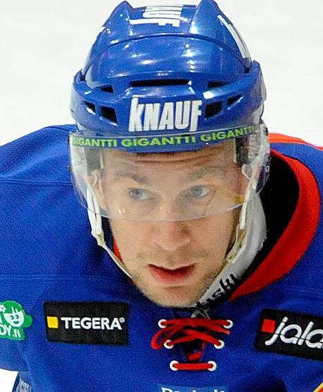 Antti-Jussi Niemi syötti kaksi maalia.
