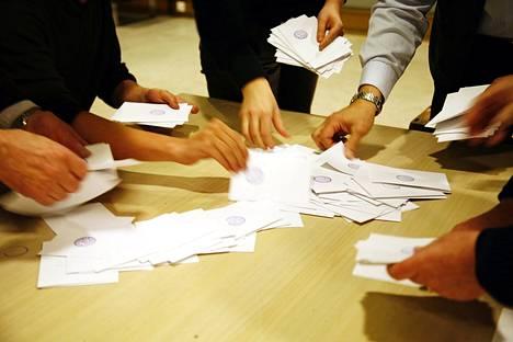 Sipoon kunta joutuu uusimaan viime lokakuussa pidetyt kuntavaalit.