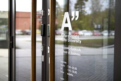 Aalto-yliopiston kampus