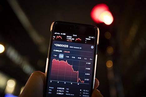 Nokian osake poistetaan Euro Stoxx 50 -indeksistä 22. maaliskuuta.