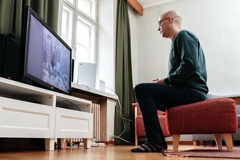 Playstation 5:n Spiderman: Miles Morales on näyttävä peli, vaikka televisiossa ei olisi 4K-kuvatarkkuutta.