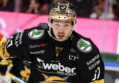 Tomas Zaborsky käytti hyväkseen ottelun jokaisen sekunnin.