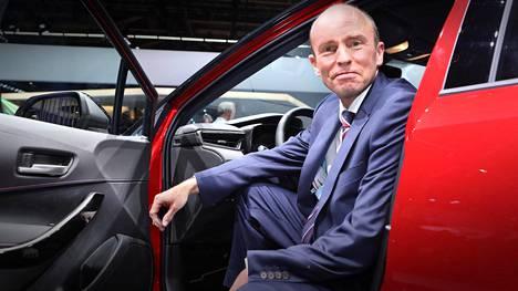 Matthew Harrison tietää, että mielikuva Corollasta on ollut länsimaissa haastava, sillä osa autoilijoista on pitänyt mallia vähän tylsänä autovalintana.