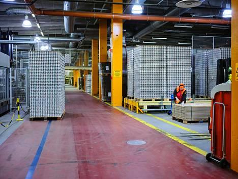 Olvin tehtaalla valmistuu myös sen virolaisen tytäryhtiön A.Le Coq -olutta, joka on kasvattanut Suomessa markkinaosuuttaan.