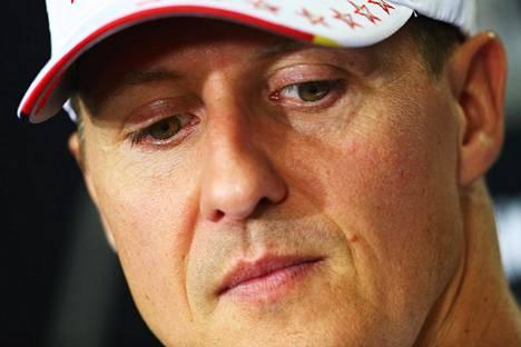Michael Schumacher on F1-sarjan seitsenkertainen maailmanmestari.