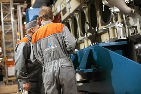 Muun muassa Wärtsilä Finland Oy:n tuotantolaitoksen vanaveteen on syntynyt muita energia-alan yrityksiä.