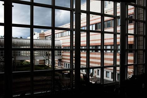 Apotti otettiin ensimmäisenä käyttöön Peijaksen sairaalassa Vantaalla.