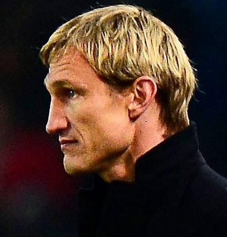 Sami Hyypiä teki historiaa.