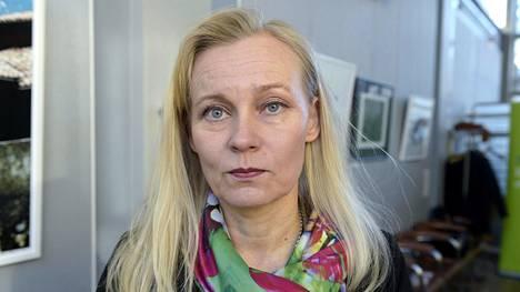 """""""Pikainen sopiminen ja ratkaisun saaminen rauhoittaisi osaltaan tilannetta"""", sanoo Jukon toiminnanjohtaja Maria Löfgren."""