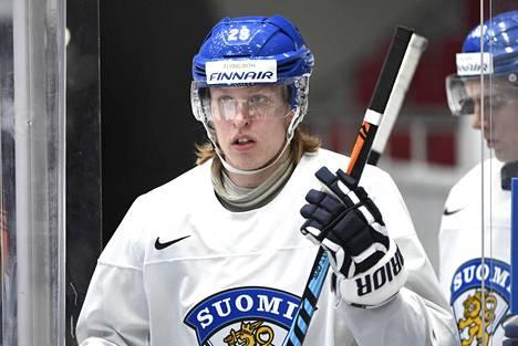 Patrik Laine on Suomen tehokkain pelaaja pisteillä 6+4.