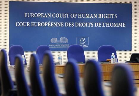 Euroopan ihmisoikeustuomioistuin sijaitsee Strasbourgissa Ranskassa.