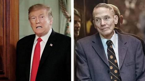 Presidentti Donald Trumpin hallinnon turvallisuuskomitean neuvonantajana on tunnettu ilmastonmuutoksen kiistäjä William Happer.