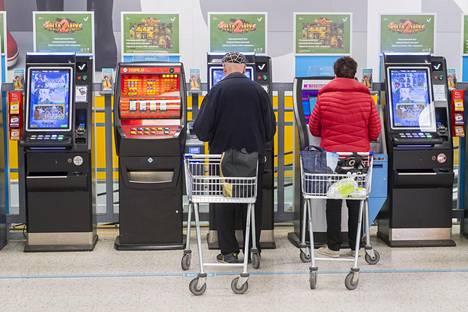 Rahapeliautomaattien sijoittelusta ei laki määrää.