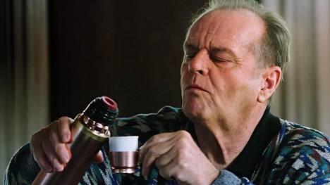 Jack Nicholson vuoden 2008 elokuvassa Nyt tai ei koskaan.
