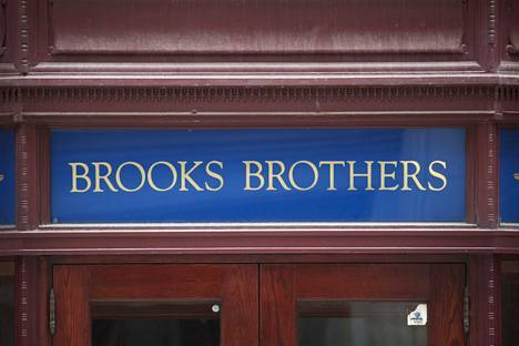 Brooks Brothersilla on laaja myymäläverkosto, josta jo 51 liikettä on suljettu Yhdysvalloissa.