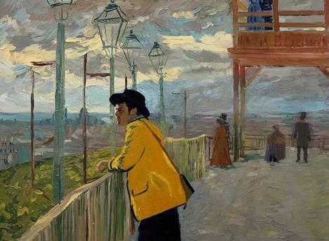 Vincent van Goghin maalausten tyyliin toteutetussa animaatioelokuvassa  posteljoonin poika Armand Roulin (Douglas Booth) saa tehtäväkseen toimittaa perille edesmenneeltä taiteilijalta jälkeenjääneen kirjeen.