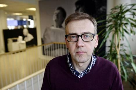 Svante Wahlbeck ehti toimia KSF Median toimitusjohtajana alle vuoden.