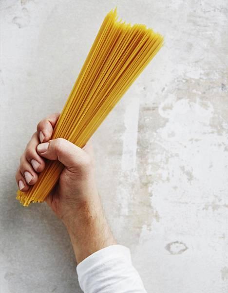 Löytyykö sinun kaapeistasi pastaa?