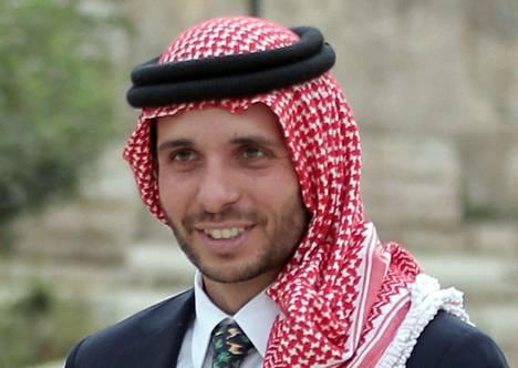 Jordanian entinen kruununprinssi Hamzah bin al-Hussein on kiistänyt osallistuneessa rikkomuksiin tai salaliittoon. Kuva syyskuulta 2015.