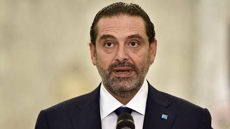 Saad Hariri nousi neljännen kerran Libanonin pääministeriksi.