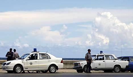 Kiinalaismerkki yrittää horjuttaa Ladan asemaa Kuubassa